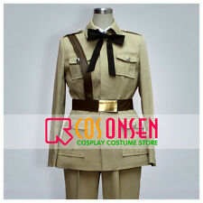 Cosonsen APH Axis Powers Hetalia Spain Cosplay Costume Full Set All Size