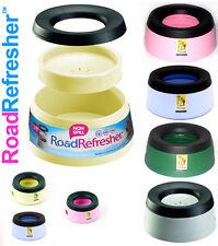 Road refresher Pet Bowl blue Large