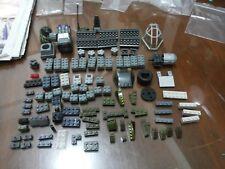 Mega Bloks - Non-Lego LOT of Bricks - 106 pieces - Check Below