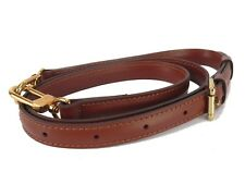 Auth LOUIS VUITTON Epi Leather Shoulder Strap Brown LV 18585613