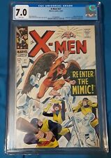 X-men 27 Cgc 7.0 WHITE Pages
