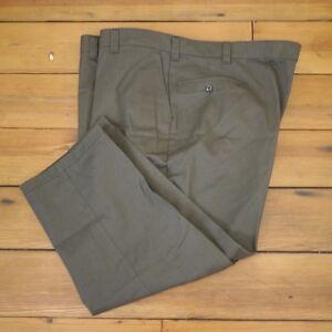 Vintage Wrangler Big Ben Dark Brown Cotton Sturdy Skater Work Pants 54 x 30