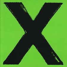ED SHEERAN - X CD ~ SING~ONE~I'M A MESS~NINA ++++ *NEW*