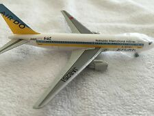 RARE VINTAGE DRAGON WINGS HOKKAIDO INTL AIRLINES (AIR DO) 767-200 - NEW IN BOX
