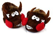 Witzige Hausschuhe Tier Stier Boxer lustige Plüsch witzige Geschenke 41-46