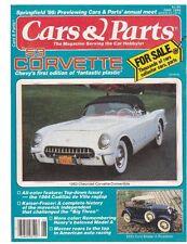 CARS & PARTS June 1986(1953 Corvette,1964 Cadillac De Ville cv,1931 Ford Model A