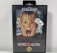 Home Alone (Sega Genesis, 1992) Complete Tested Works