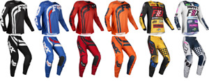 Fox Racing 180 Cota, Czar Youth, Kids Pant & Jersey Combo Atv Dirt bike Mx