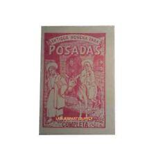Librito para pedir posada (Book) Completa Antigua novena