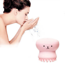 Hot Face Deep Clean Tool Facial Cleansing Octopus Brush Spa Skin Care Massage