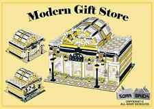 Custom instruction, consisting of LEGO elements - Modern Gift Shop