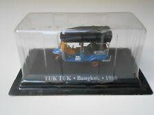 2689 taxi car tuk tuk banGkok 1980 model car IXO Altaya 1/43 1:43