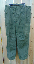 U.S. Military Night Desert Camo Pants, Size M/S, new old stock, w/free shipping