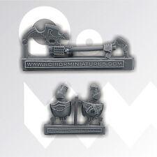 Roman SF halberds 1 romanos armas hellebarde SF 28mm miniatures Bitz Scibor