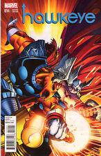 HAWKEYE (2012) #14 Thor Battle VARIANT COVER 1:25