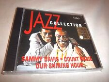 SAMMY DAVIS JR./COUNT BASIE-OUR SHINING HOUR-FOLIO NEW SEALED CD