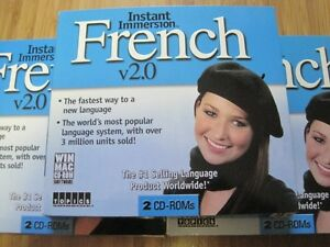 Instant Immersion French 2 *** NEW ***