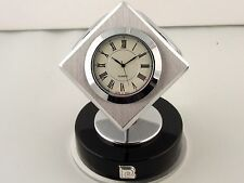 PIERRE CARDIN TABLE CLOCK, HYGROMETER, THERMOMETER