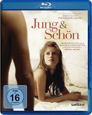 Jung & Bella [Blu-ray/nuevo/en el embalaje original] erotismo drama de Francois Ozon