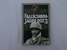 Pictorial History of Fallschirm-Jager Rgt. 3 (Vol.1) by Klaus J. Peters