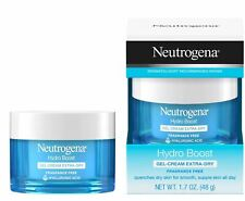 Neutrogena Hydro Boost Hyaluronic Acid Gel Face Moisturizer hydrate and smooth