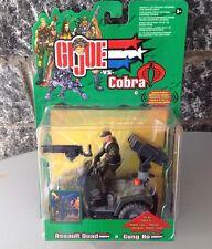 Vintage#Gijoe Rise Of Cobra ASSAULT QUAD #Mosc