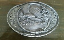 Siskiyou 1991 eagle buckle