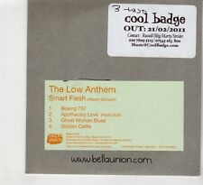 (HC868) The Low Anthem, Smart Flesh (Album Sampler) - 2011 DJ CD