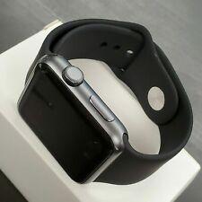 Apple Watch Series 1 42mm Black Aluminum Case C Grade
