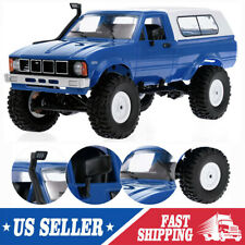 WPL C24 1/16 RC Car Crawler Off-Road W/Light 4WD Pick-Up Truck Kid Toy Gift N9A7