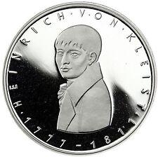 Polierte Platte 5 DM Münzen der BRD (1951-1974)