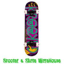 "Krooked Eyes Krasher SML Complete Skateboard 7.5"" - Delivery Aus Wide"