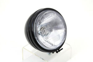 Harley,Sportster 57-73 XL,XLCH , new Black OEM type head light, 2 wire