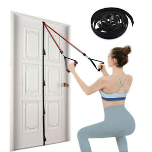 Door Anchor Strap for Resistance Band Exercises, Gym Attachment for Home Fitness