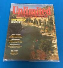 Marlboro Unlimited Fall 1998 Action Adventure Good Times Magazine