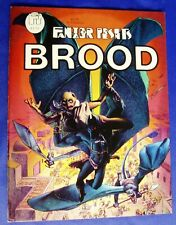 Fantagor Presents Brood (Fantagor 5) Richard Corben: underground. 1st .  VFN.
