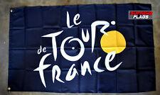 Le Tour de France Flag Banner 3x5 ft Cycling Bike Shop Biking Race Banner French
