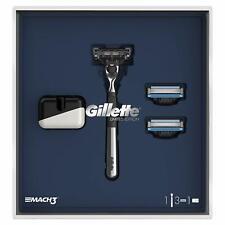 Gillette Mach3 Limited Edition Razor Gift Set Mens Birthday Gift