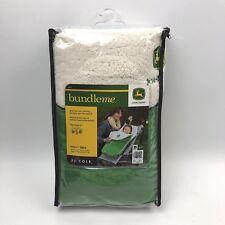 John Deere BundleMe Infant Stroller Blanket Lp64819 Nib