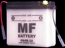 Battery For Suzuki OR 50 (2T) (A/C) 1980 (0050 CC) - ACID NOT INCLUDED