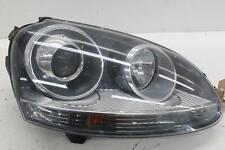 2008 VOLKSWAGEN GOLF R32 O/S Drivers Right Front Xenon Headlight Headlamp