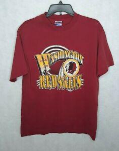 Trench Ultra Vintage Shirt Washington Redskins NFL Football Casual Short Sleeve