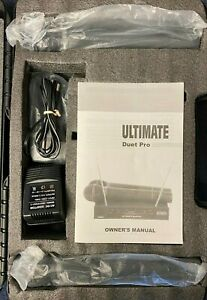 Ultimate Duet Pro VHF Dual Wireless Receiver - HY