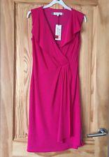 Principles Petite by Ben De Lisi Deep Pink Dress. Size 10. BNWT.