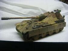 """Jagdpanther II """"Ausf B"""" 1/72 resin model tank (Tier 8 Tank Destroyer, WoT)"""