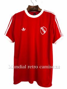Independiente campeón 1978 Bochini jersey camiseta roja (retro)