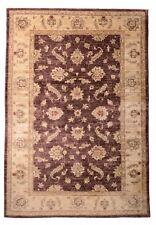 Afghan Ziegler 274 x 189 cm TAPIS ORIENTAL noué à la main floral,all over Design
