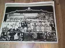 Reading High School Play Cast Photograph - Reading  PA  c1949