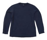 Uniqlo Mens Size L Cotton Blue Sweatshirt