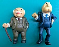 PVC Figures Muppet Show Statler and Waldorf Schleich Toy Jim Henson Muppets